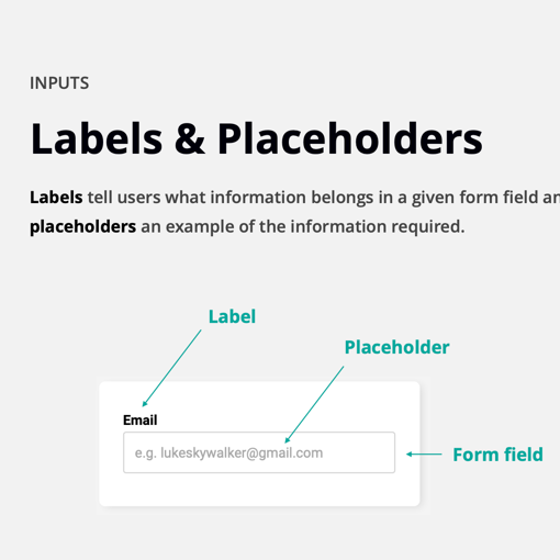 Learn how to design accessible forms