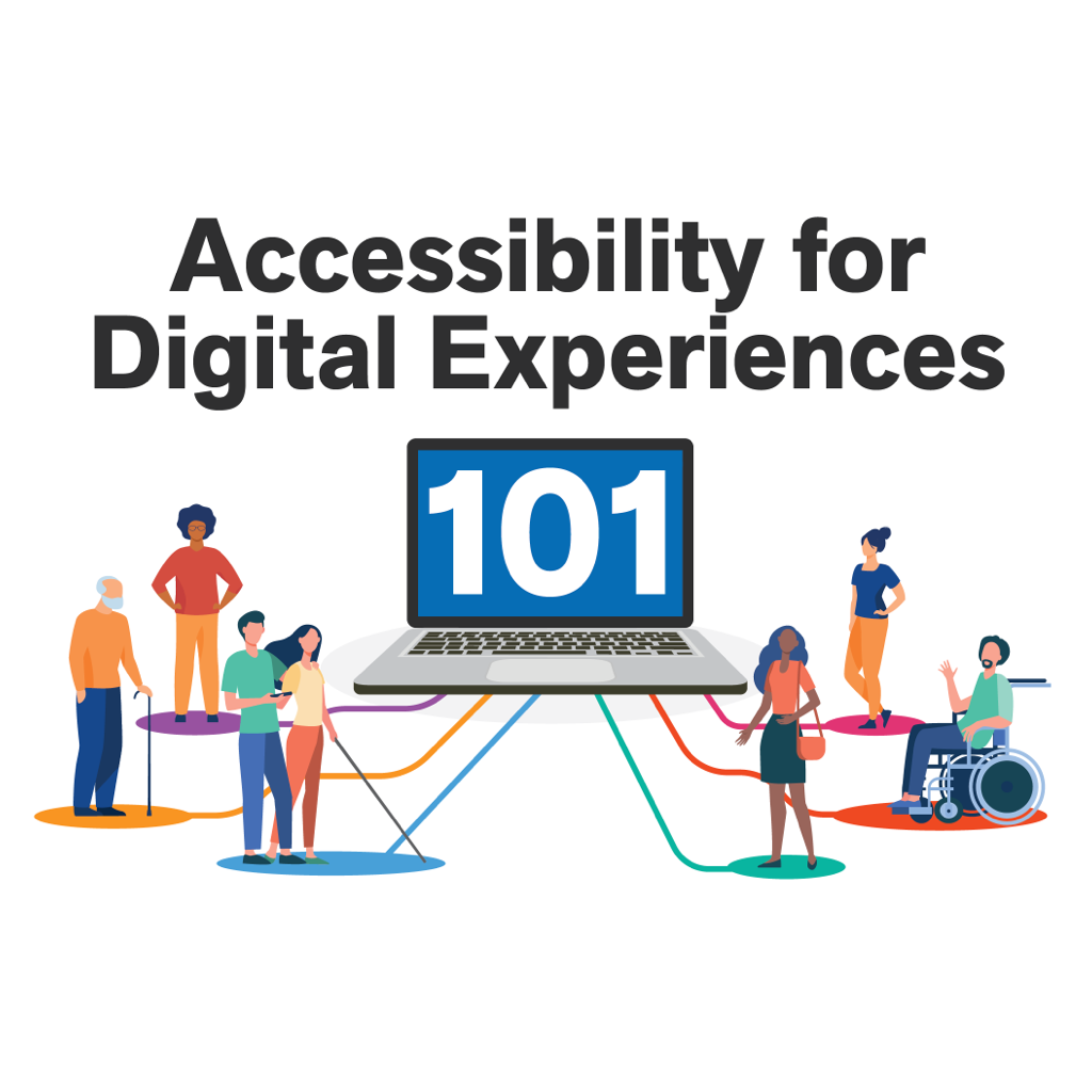 Ebook cover of Accessibility for Digital Experience